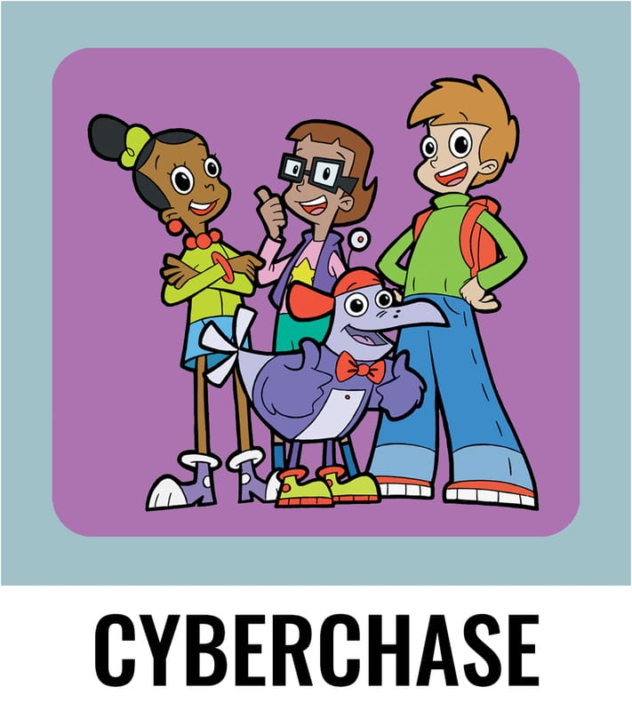 LINK: Cyberchase
