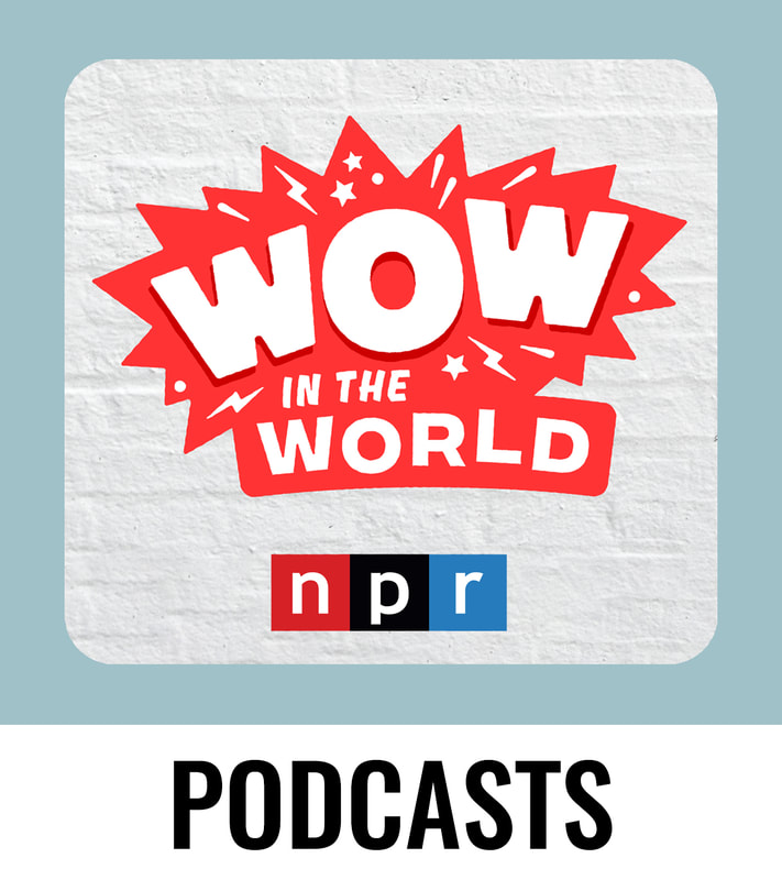 LINK: Wow in the World Podcasts